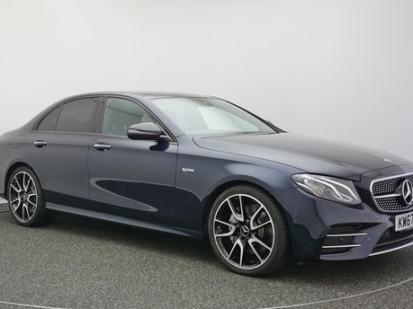 Big Motoring Worlds Car of the Week: Mercedes Benz E-Class AMG E43