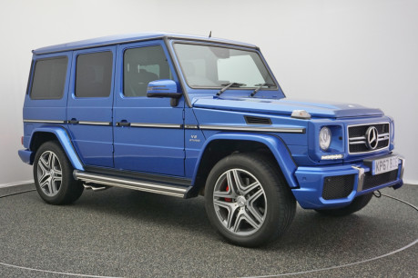 Big Motoring Worlds Car of the Week: Mercedes Benz AMG G63