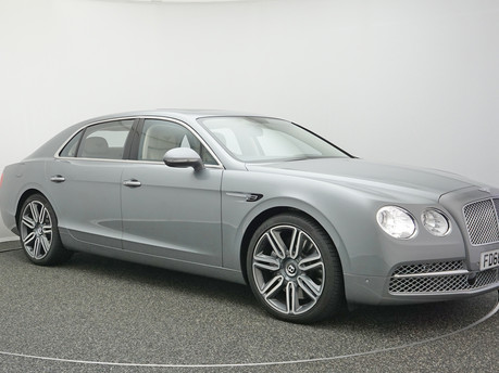 Big Motoring Worlds Car of the Week: Bentley Flying Spur