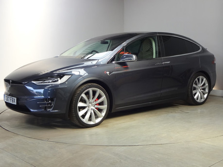 Big Motoring Worlds Car of the Week: Tesla Model X