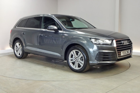Big Motoring Worlds Star Car of the Week: Audi Q7