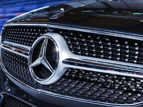 Mercedes-Benz was the world's biggest luxury carmaker in 2017