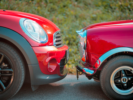 Celebrating the Mini: The emergence of an automotive icon