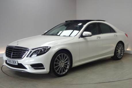 Big Motoring Worlds Car of the Week: Mercedes S-Class