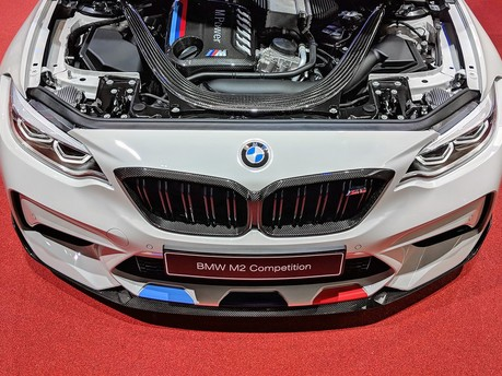 Thought the BMW M2 was enough? Meet the new M2 Competition