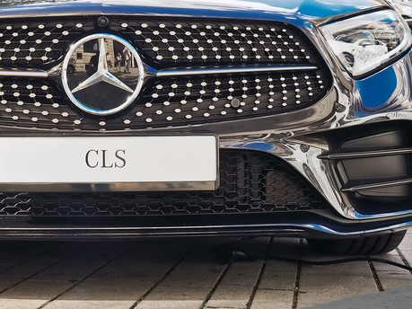 The Mercedes Benz CLS is back and it's got a fresh new look