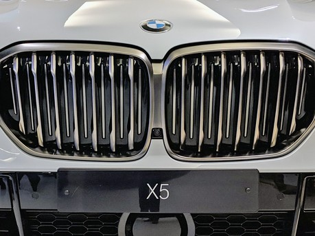 Discover The All-New BMW X5