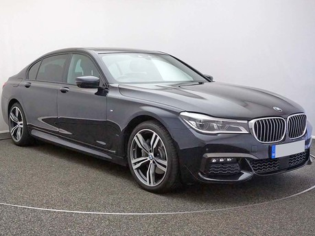 Big Motoring Worlds Car of the Week: BMW 7 Series 740LD XDrive M Sport