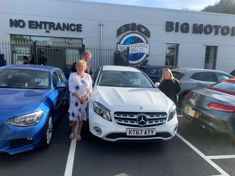 Big Motoring World Review: Beautifully Presented! Everyone Helpful! Excellent Service!