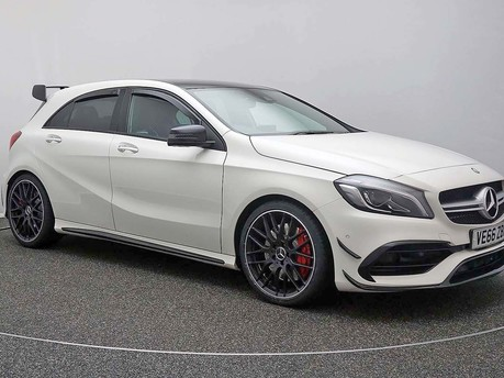 Big Motoring Worlds Car of the Week: Mercedes-Benz A-Class A45 AMG