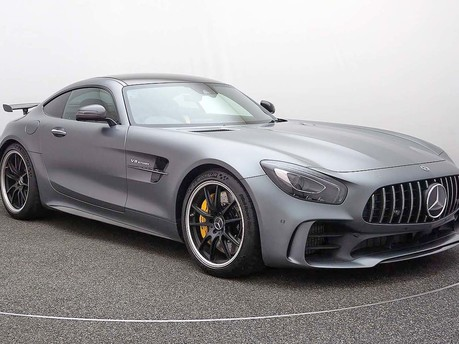 Big Motoring Worlds Car Spotlight: Mercedes-Benz AMG GT R