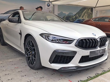 BMW Enters The Performance Grand Tourer Arena: The BMW M8