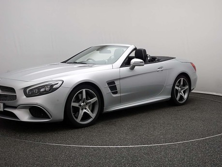 Discover the Mercedes-Benz SL Series at Big Motoring World