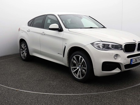 Drive away in the BMW X6 at Big Motoring World