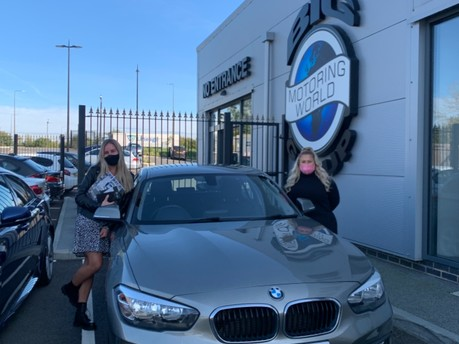 Big motoring world review : great service