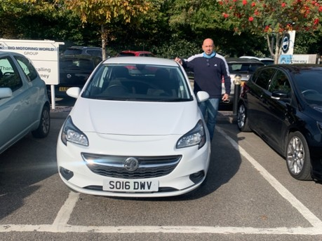 Big motoring world review: would highly recommend! Great service