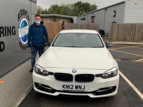 Big Motoring World Review: Staff were excellent!