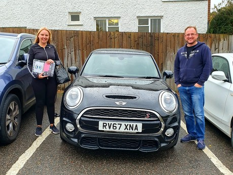 Big Motoring World Review; Happy with new car
