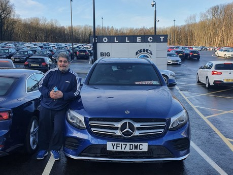 Great experience at Big Motoring World