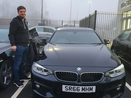 Big Motoring World Review; Excellent service