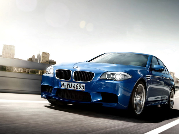 Get to Know: BMW M5