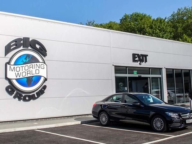 Big Motoring World Comes To Stratford