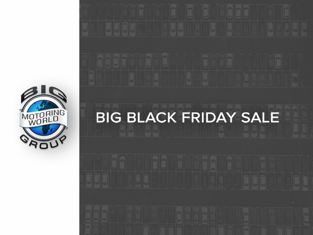The Big Motoring World Big Black Friday Sale