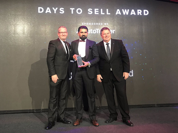 Big Motoring World Triumphs At Prestigious Used Car Awards