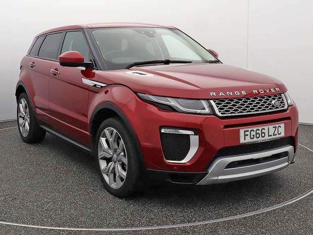 Big Motoring Worlds Car of the Week: Range Rover Evoque TD4 Autobiography