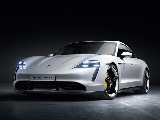 Porsche Takes The Fight To Tesla With New Taycan