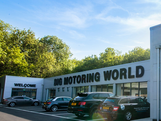 Work with us: Jobs at Big Motoring World