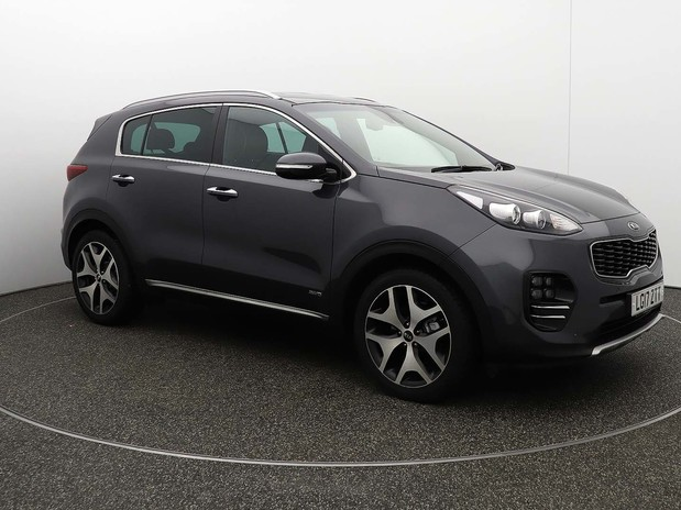 Big Motoring World's Car of the Week: Kia Sportage GT-Line