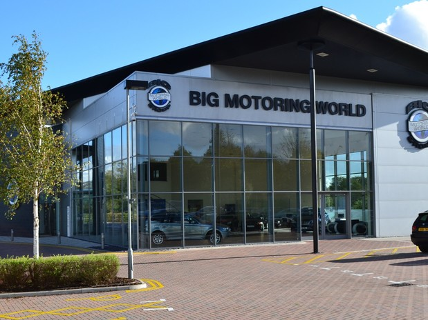 Big Motoring World will be closed until further notice