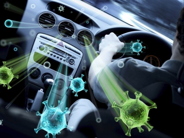 Big Motoring World kills 99.9% of germs, bacteria and virus in every car.