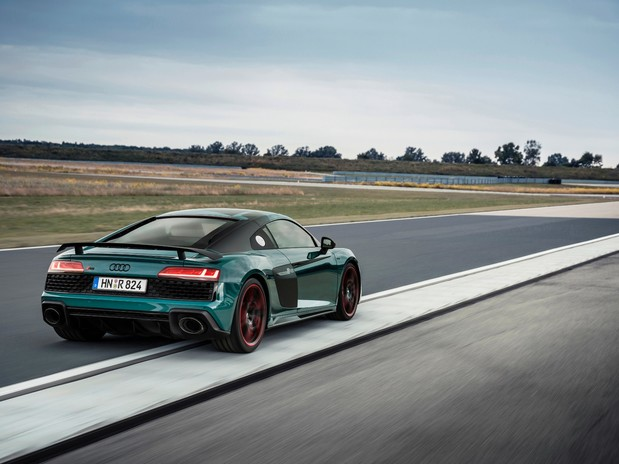 Audi produces limited-edition R8 Green Hell