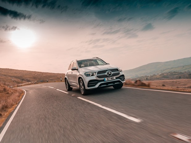Everything you need to know about the Mercedes-Benz GLE