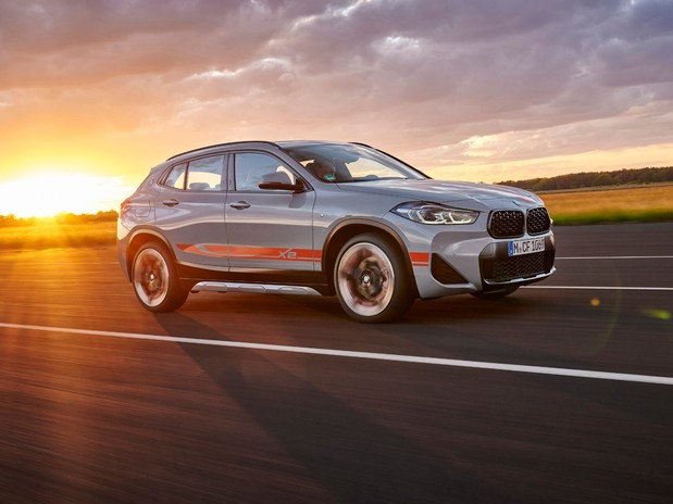 New M Mesh Edition gives distinctive look to BMW X2