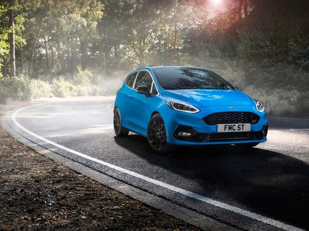 Ford launches new track-honed Fiesta ST Edition