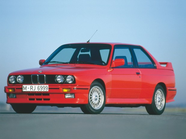 A quick history of the BMW M3