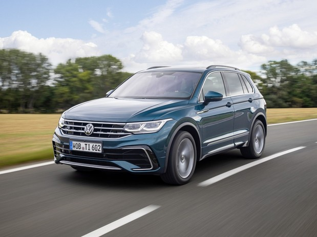 Volkswagen opens up order books for updated Tiguan and Arteon