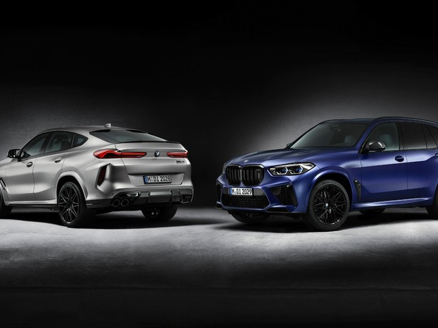 First Edition BMW X5 Competition and X6 Competition launched