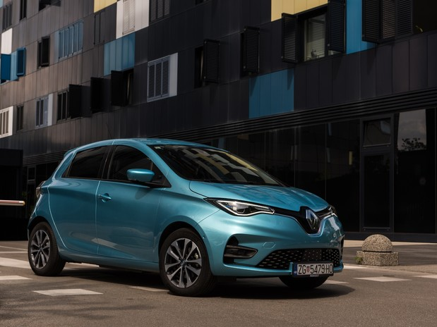 Used Renault Zoe Review