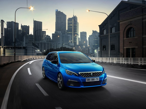 Prices announced for updated Peugeot 308