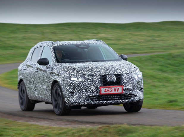 Third-generation Nissan Qashqai details revealed ahead of spring reveal