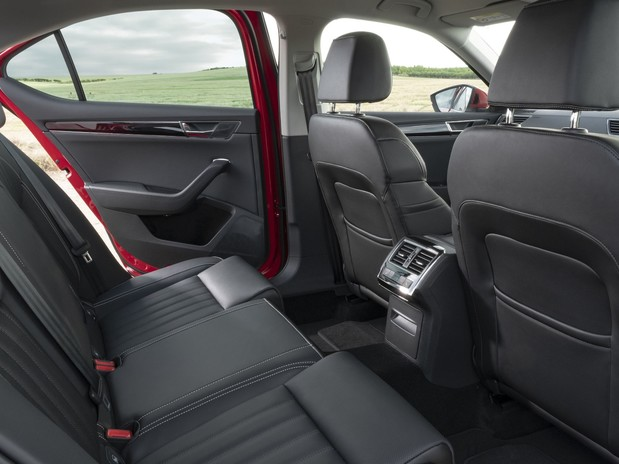 Want plenty of legroom? These are the most spacious cars on sale today