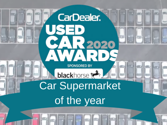 Used Car Supermarket of the year Winner