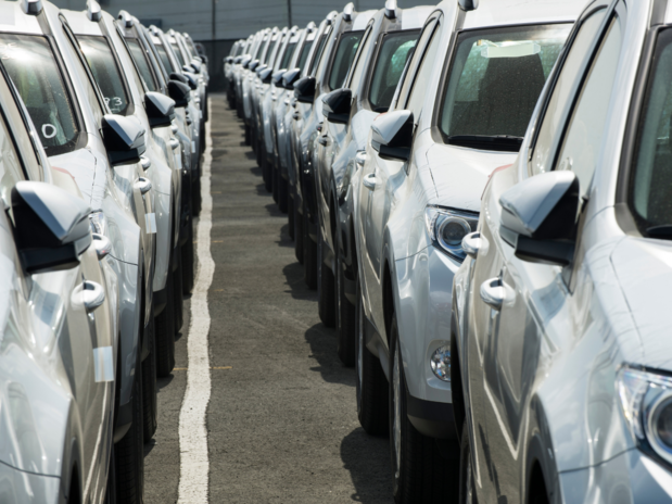 New car sales fall by 13 per cent in April
