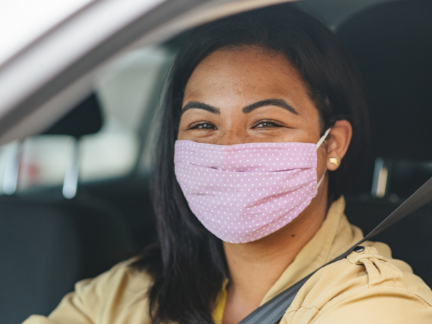 Pandemic sees number of cars on the road drop for only the second time since World War II