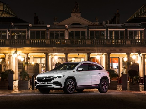 The electric Mercedes-EQ range explained