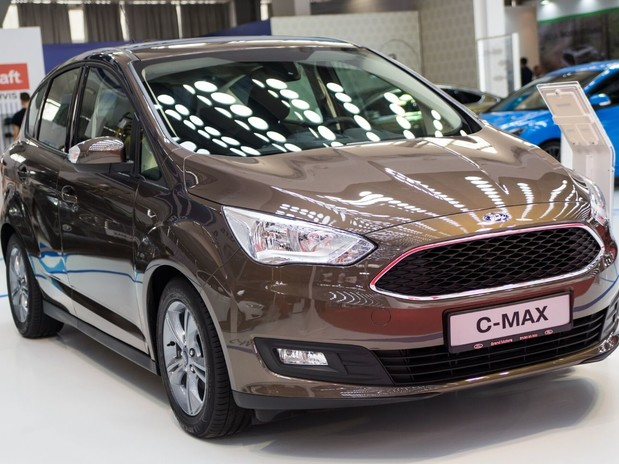 Five things you need to know about the Ford C-Max